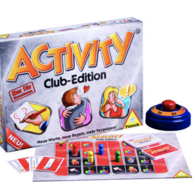 Spiel Activity Club Edition um 28€ statt 35€!