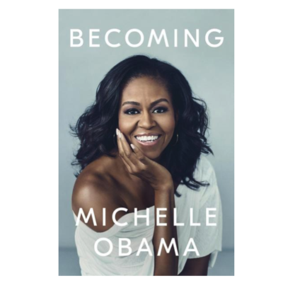 "Buch ""Becoming"" von Michelle Obama um 16€ statt 20€!"