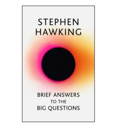 """""""Brief Answers to the Big Questions"""" von Stephen Hawking um 12€ statt 15€!"""