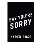 "Roman ""Say You're Sorry"" um 20% günstiger!"