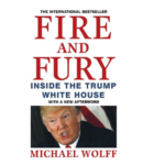 """Fire and Fury – Inside the Trump White House"" um20% günstiger!"