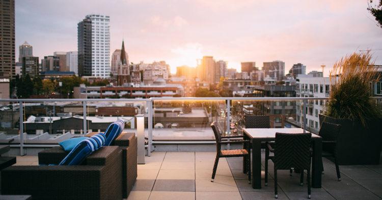 Rooftopbars in Wien