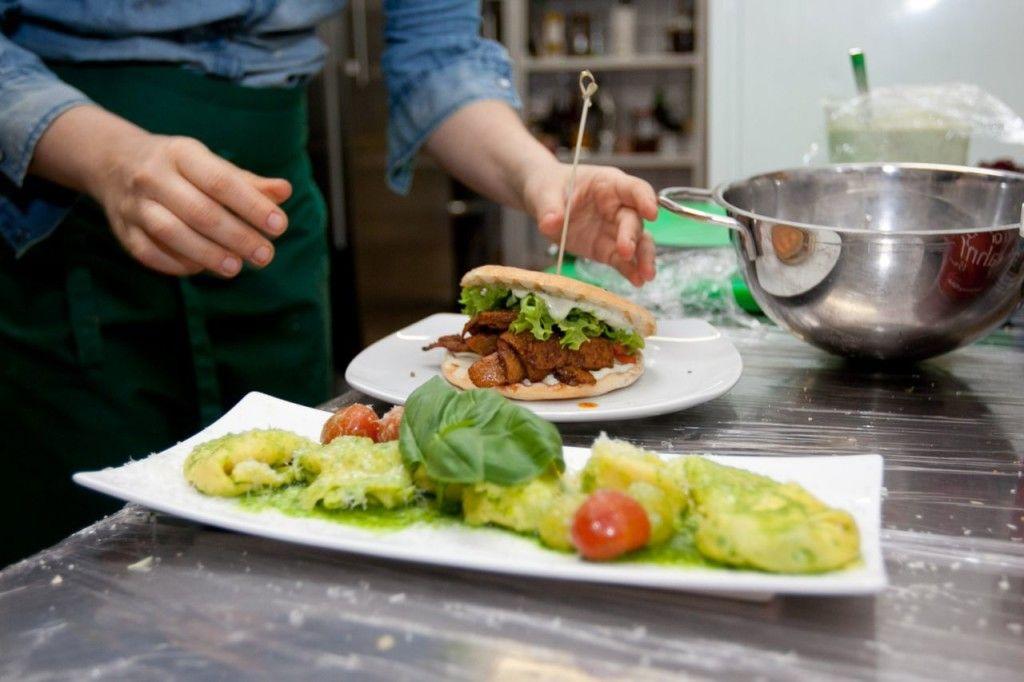 Vegane Restaurants Salzburg Green Garden
