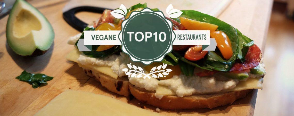 Die beliebtesten veganen Restaurants in Österreich 2015