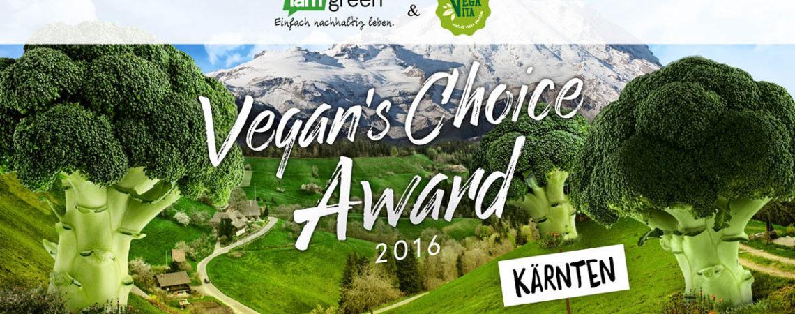Restaurants mit veganem Angebot in Kärnten