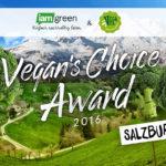 Top10: Die beliebtesten Restaurants mit veganem Angebot in Salzburg