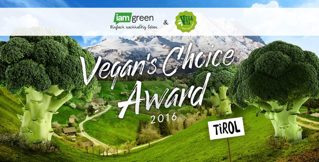 Restaurants mit veganem Angebot in Tirol