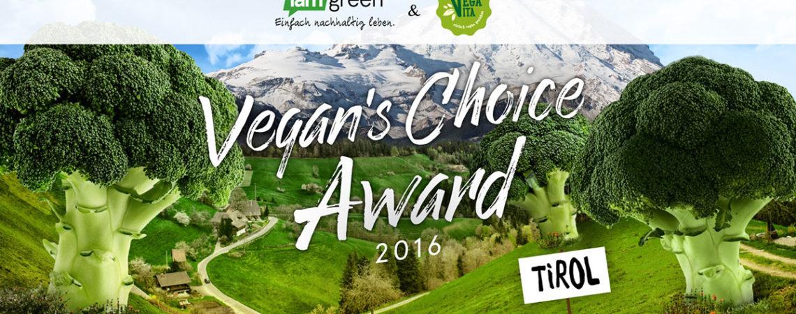 Top10: Die beliebtesten Restaurants mit veganem Angebot in Tirol
