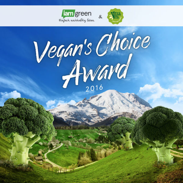 Vegans Choice Award
