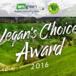 Das war der Vegan's Choice Award 2016!