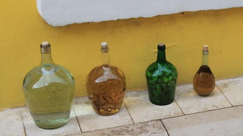 Ökologische Reinigungsmittel selber machen