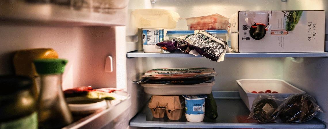 Lebensmittel richtig lagern – So bleiben deine Einkäufe länger frisch!