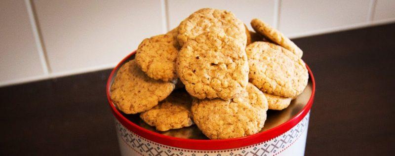 Oatmeal Cookies – Keksrezept