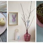 Die schönsten Bastel-Tipps für Ostern!