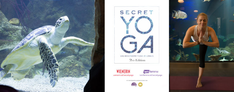 secret yoga event