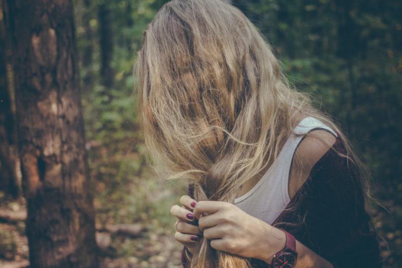 natürliche haarpflege