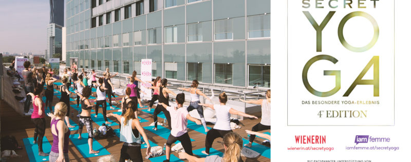 Secret Yoga 4th Edition – Spätsommerliches Panorama