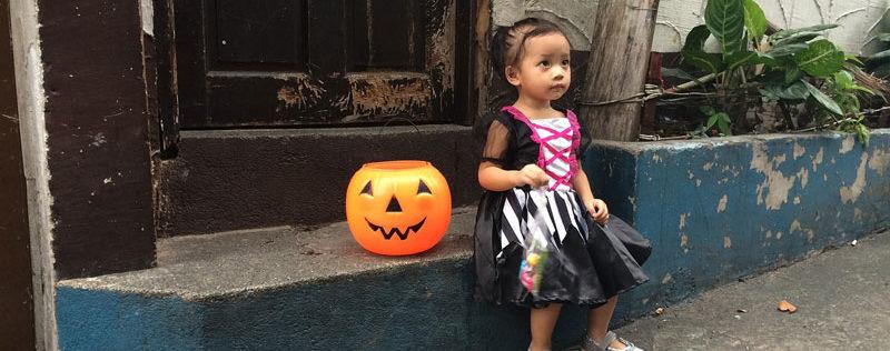 Ratgeber: Halloween mit Kindern