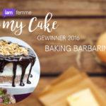 1. Platz BMCA 2016: Baking Barbarine