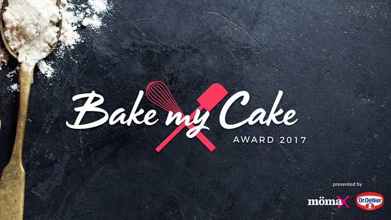 Bake my Cake Award 2017