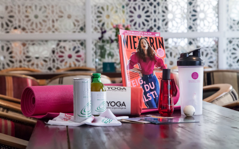 Goodie Bag Secret Yoga