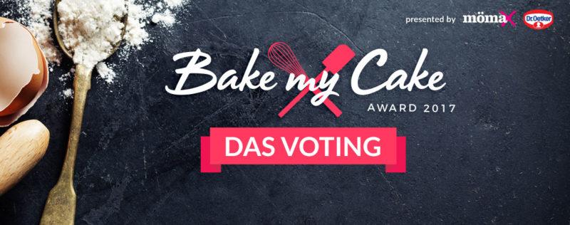Bake my Cake Award 2017