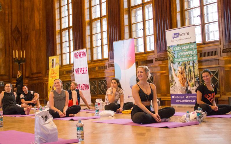 Secret Yoga Park Hyatt