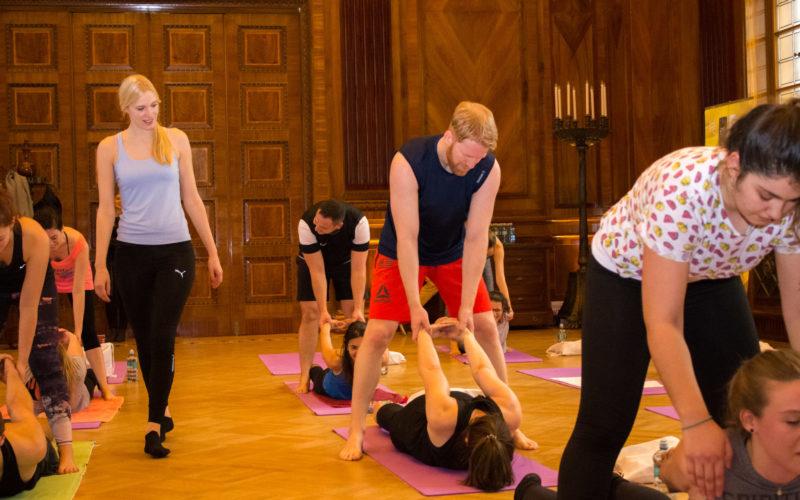 Secret Yoga Wien