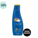 NIVEA SUN Sonnenmilch LF 15um 52% günstiger!