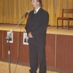 Koloni 56-os megemlékezés – Verebélyi Zoltán, Csajág polgármestere (foto: Balkó Gábor)
