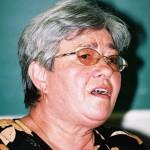 Zenepedagógiai konferencia – Süttő Mónika népdalénekes (foto: Horváth Géza)