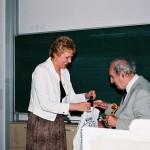 Zenepedagógiai konferencia – Józsa Mónika és Dr. Barsi Ernő népzenekutató – Győr (foto: Horváth Géza)