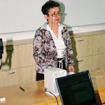 Zenepedagógiai konferencia – Prof. Eva Langsteinová – Besztercebány – Bél Mátyás Egyetem (foto: Horváth Géza)
