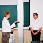 Zenepedagógiai konferencia – Józsa Mónika és Lakner Tamás (foto: Horváth Géza)