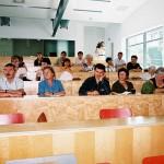 Zenepedagógiai konferencia – a konferencia résztvevői (foto: Horváth Géza)