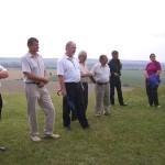 – Teodóz atya előadásának hallgatósága (foto: Balkó Róbert)