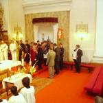 Szent László tisztelőinek találkozója – Nyitra – 2008. júl. 25. – Elismerő oklevelek átadása (foto: Balkó Gábor)