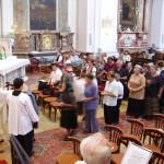 Szent László tisztelőinek találkozója – Nyitra – 2008. júl. 25. – Szentáldozás (foto: Balkó Gábor)