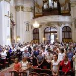 Szent László tisztelőinek találkozója – Nyitra – 2008. júl. 25. – Zoboralji magyarok (foto: Balkó Gábor)
