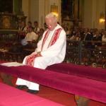 Szent László tisztelőinek találkozója – Nyitra – 2008. júl. 25. – Teodóz atya (foto: Balkó Gábor)
