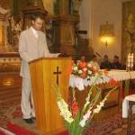 Szent László tisztelőinek találkozója – Nyitra – 2008. júl. 25. – Zeman István (foto: Balkó Gábor)