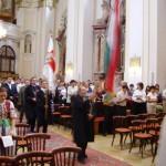 Szent László tisztelőinek találkozója – Nyitra – 2008. júl. 25. – Szent György Lovagrend (foto: Balkó Gábor)