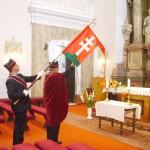 Szent László tisztelőinek találkozója – Nyitra – 2008. júl. 25. – Magyar Királyi Szent László Lovagrend (foto: Balkó Gábor)