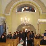 Feltámadási menet Zoboralján – 2008 – A csitári hívek (foto: Kisucky Pál)
