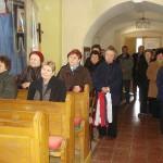 Feltámadási menet Zoboralján – 2008 – Csitári hívek (foto: Kisucky Pál)