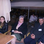 Tudományos konferencia – Balról: Csillag Leventené, Viola Lujza, Kalapis Stoján (foto: Balkó Gábor)