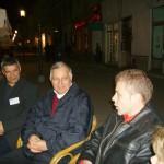 Tudományos konferencia – Balról: Kalapis Stoján, Dulka Andor, Márton Attila (foto: Balkó Gábor)
