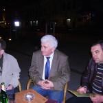 Tudományos konferencia – Városnézés után – balról Kucsera János, Göncz László (foto: Balkó Gábor)