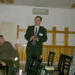 Tudományos konferencia – Sógor Csaba, az Európai Parlament Néppárti Képviselőcsoportjának tagja (foto: Balkó Gábor)