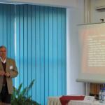 Tudományos konferencia – Dulka Andor, kurátor – délvidéki Szórvány Alapítvány (foto: ENCEF)
